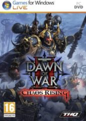 THQ Warhammer 40,000: Dawn of War 2 - Chaos Rising - Windows