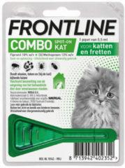 Frontline Combo Spot On Kitten - Anti vlooien en tekenmiddel - 1 pip