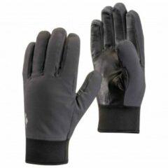 Black Diamond - Midweight Softshell - Handschoenen maat XS, zwart/grijs