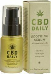 Earthy Body CBD Daily Soothing Serum - 0.67 oz / 20 ml - CBD products