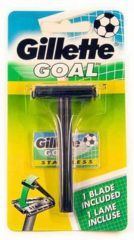 Gillette Goal Stainless Razor (with blades)