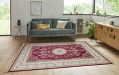 Nouristan Klassiek vloerkleed Antik Negar - rood 135x195 cm