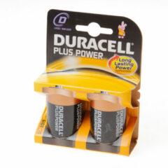 Duracell Plus Power Batterijen D/ Lr20/ Mn 1300 - Alkaline - Duralock - 20x