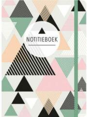 PaperStore Notitieboek (groot - A5) - Triangles