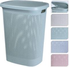 Merkloos / Sans marque Wasbox 60 Liter 4 Assorti Kleur- Willekeurige kleur