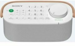 Grijze Sony SRS-LSR200 - Draadloze Bluetooth Speaker - Wit