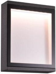 Franssen Vierkante design muurlamp Finmotion Franssen-Verlichting 38535