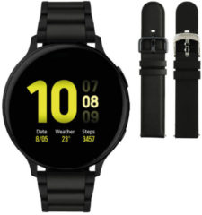 Samsung Galaxy Watch Active2 - Staal - Schakelband - 44mm - Special Edition - Zwart