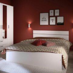 Parisot - Bed Sole Mio - 140x190 - Wit - Spaanplaat