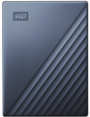 Western Digital WD My Passport for Mac 5TB Type C Blauw