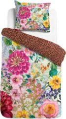 Melli Mello - Dekbedovertrek - Floral Attraction - Eenpersoons - 140x220cm + 1 kussensloop 60x70cm