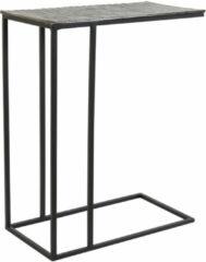 Zwarte Light & Living Bijzettafel Macy - Brons - 48x26x60 cm