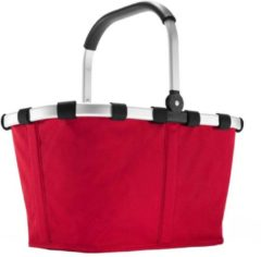 Rode Reisenthel Carrybag Boodschappenmand - Polyester - 22L - Rood
