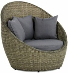 Taupe Garden Collections Cocoon lounge tuinstoel