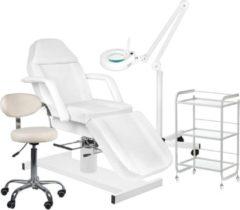Mbs® Behandelstoel starter set WIT met GRATIS behandelstoelhoes (4)