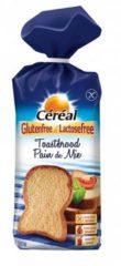 Cereal Glutenvrij En Lactosevrij Brood Toast