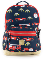 Pick & Pack Schooltas Cars Backpack M 13 Inch Blauw
