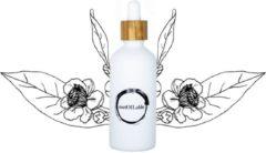 SustOILable Camellia olie - glazen pipet flesje 100ml (navulbaar en plasticvrij verpakt)