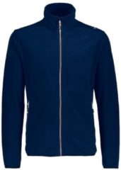 Fleecejacke mit Zippverschluss 3G13677-75BP CMP Black Blue-Ice