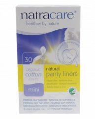 Natracare Panty Liners Mini (1 Pak van 30 stk)