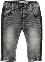 Name It! Jongens Lange Broek - Maat 56 - Grijs - Jeans