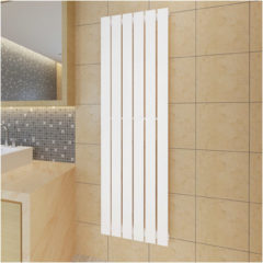 VidaXL Radiator-/verwarmingspaneel 465x1500 mm wit