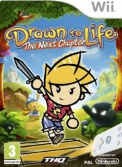THQ Drawn To Life: The Next Chapter (WII)