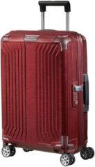 Samsonite Handbagage koffer Lite-boxHoogte > 55 cm - rood
