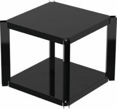 OneQ Shelf | Legplank | RVS of zwart RVS