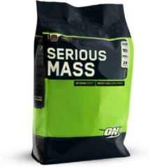 Optimum Nutrition Serious Mass - Weight Gainer / Mass Gainer - Aardbei - 5455 gram (16 shakes)