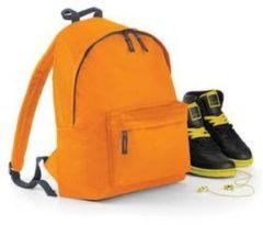 Junior rugzak oranje 14 liter