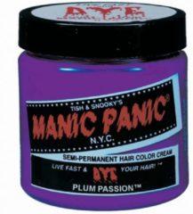 Manic Panic Semi permanente haarverf Plum Passion Classic Paars