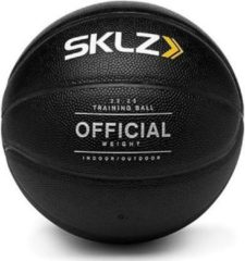Zwarte SKLZ Official Weight Control Basketbal