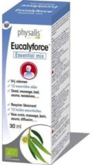 Physalis Eucalyforce essential mix 30 Milliliter