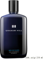 Graham Hill Brickyard 500 Superfresh Shampoo 1000 ml