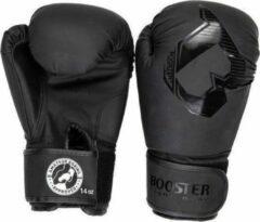 Booster fight gear Booster Fightgear - bokshandschoenen - Boxing Approuved - Zwart - 16oz
