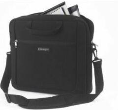 Kensington Gemakkelijk draagbare 15,6 inch laptophoes - zwart