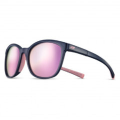 Julbo - UV-zonnebril voor dames - Spark - Spectron 3 - Blauw/Donkerroze - maat Onesize (16+yrs)