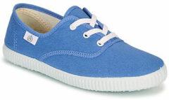 Blauwe Lage Sneakers Citrouille et Compagnie KIPPI BOU
