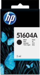 HP 51604A - Inktcartridge / Zwart (51604A)