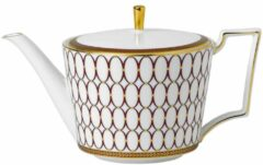 WEDGWOOD - Renaissance Red - Theepot