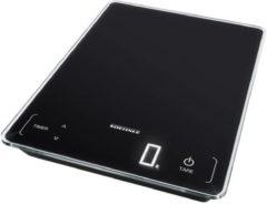 Soehnle KWD Page Profi 100 Digitale keukenweegschaal Weegbereik (max.): 15 kg Zwart