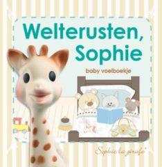 Veltman Uitgevers B.V Baby voelboekje: Welterusten, Sophie. 0+
