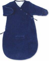 Marineblauwe BEMINI slaapzak winter MAGIC BAG® Maat 0-3 maanden - 60cm – tog 3.0