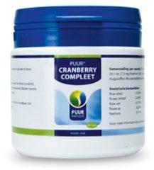 Puur Natuur Voedingssupplement Puur Cranberry Compleet - 90 caps