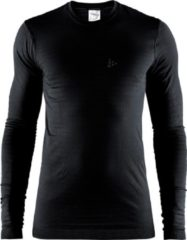 Zwarte Craft Warm Comfort L/S Thermoshirt Dames - Maat S