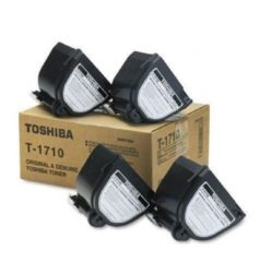 Toshiba Products - Toshiba - T1710 Toner 7000 Page-Yield 4/Pack Black - Sold As 1 Carton - Optimum performance