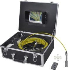 VidaXL Leidinginspectiecamera 30 m met DVR bediening