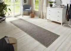 BT Carpet Loper binnen & buiten sisal-look Nature - multi/grijs 80x150 cm