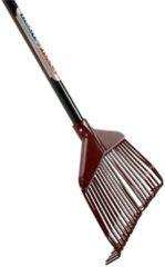 Talen Tools - Gazonhark - 21 tanden - Nylon - Steel 150 cm - Glasfibersteel